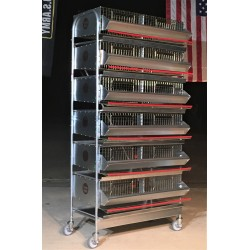 6 Tier Breeding Battery Communit