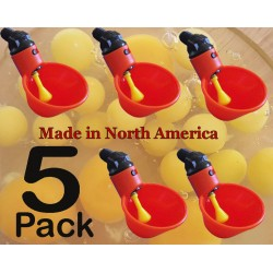 5 Pack Poultry Water...