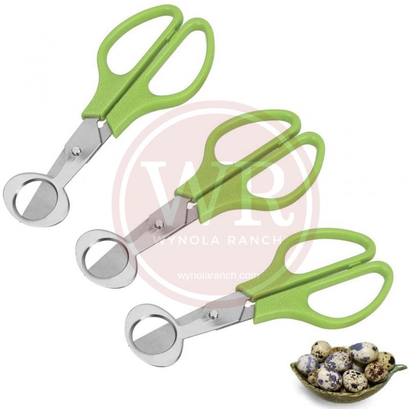 quail  scissors