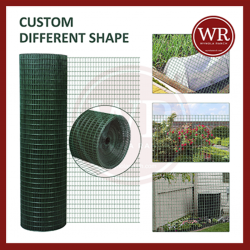 Welded wire Galvanized PVC Coated