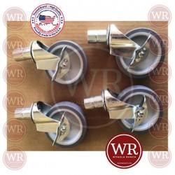 Caster Wheel Kit
